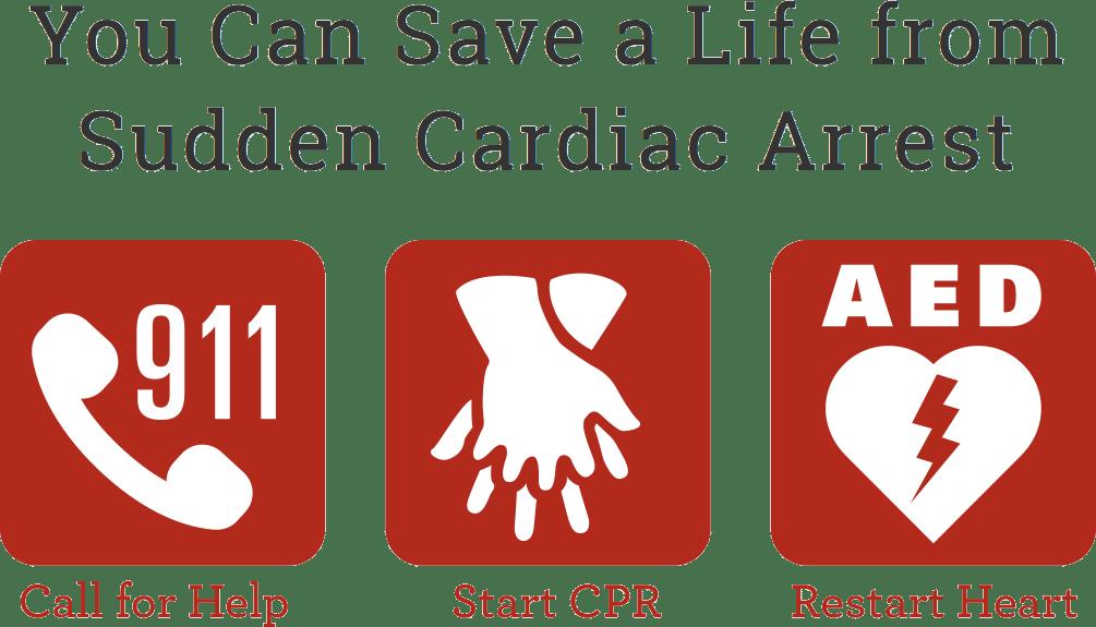 CardiacChainofSurvivalGraphic - Cardiac Chain of Survival