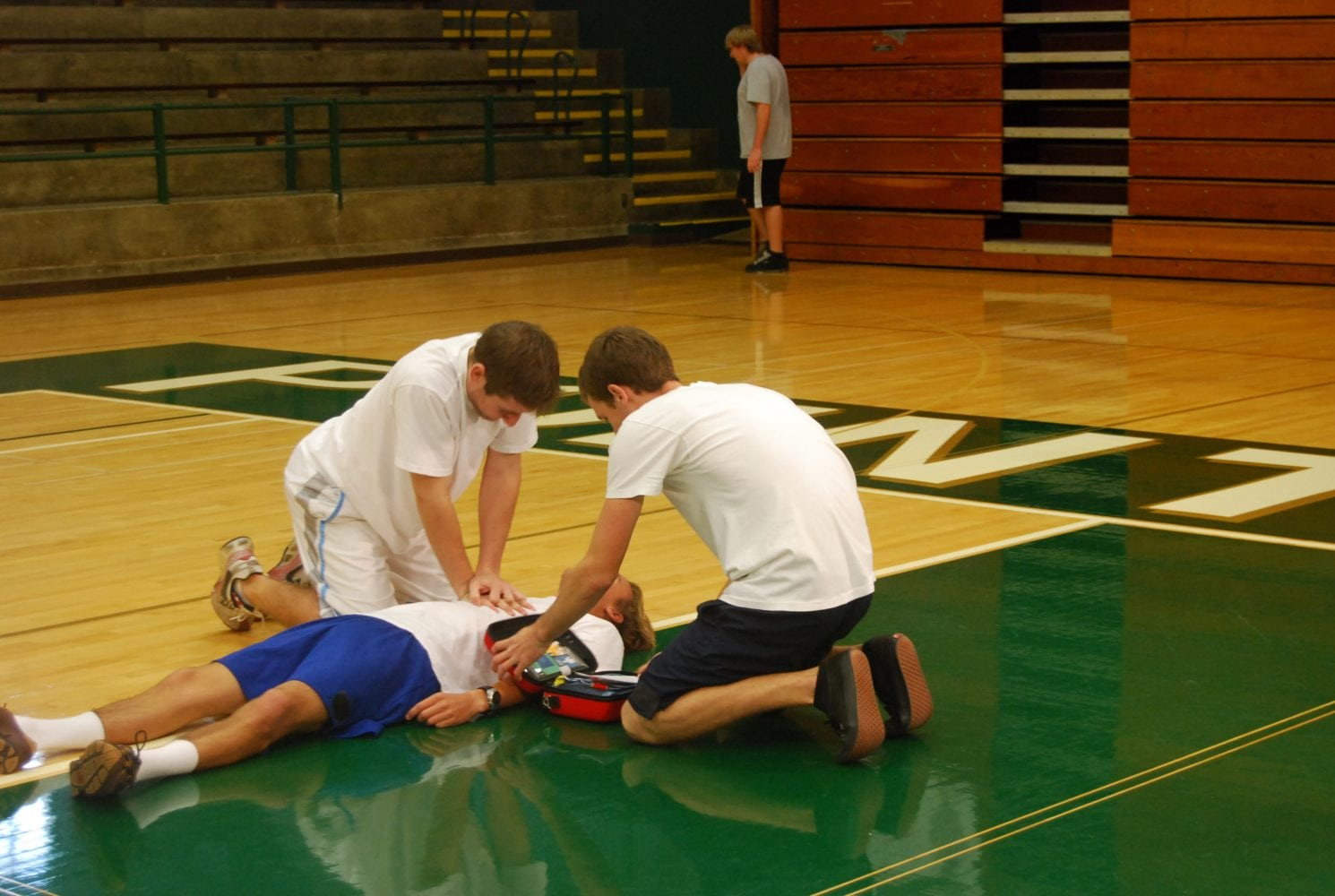Learn How You Can Save A Life During CPR/AED Awareness Week