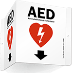 image AEDSign 150x150 - GET AN AED