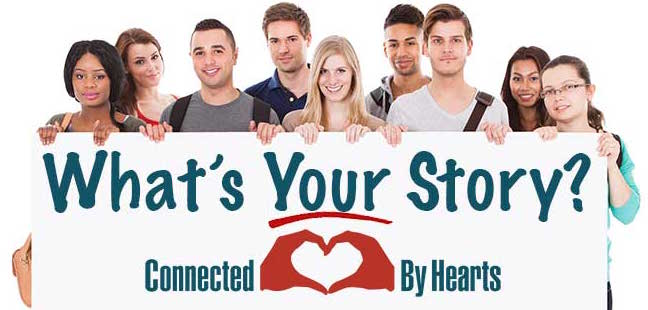 story - Connected By Hearts