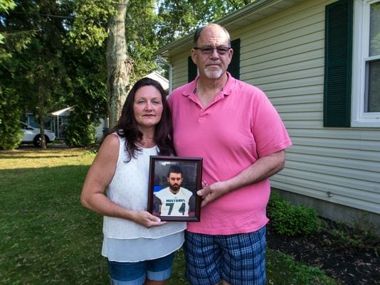After son's death, Ocean Twp. couple wants to protect others from same fate