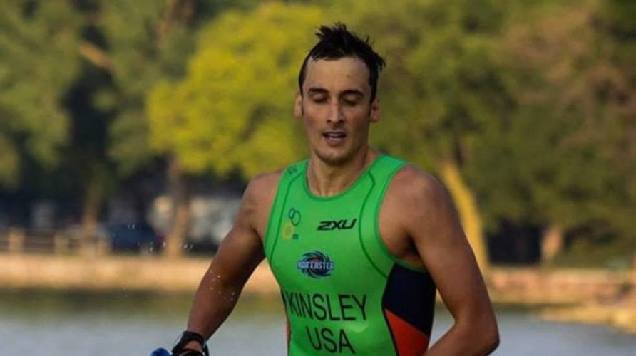 Yankton athlete dies day after winning a local triathlon