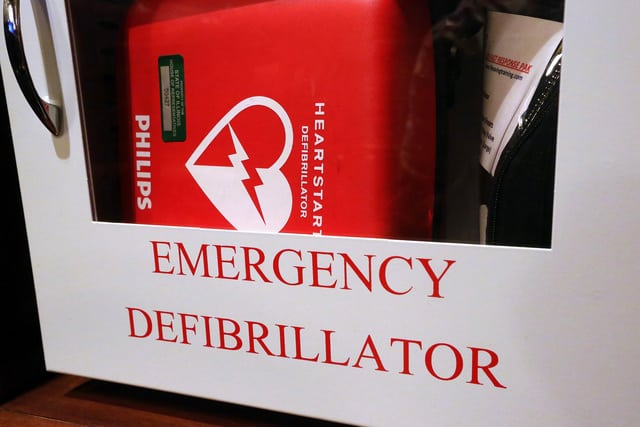 Sudden cardiac arrest: Is your school prepared?
