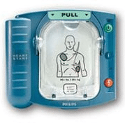 4 - GET AN AED