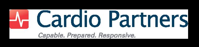 Cardio Partners New Logo w Tagline NO ® CMYK - Homepage