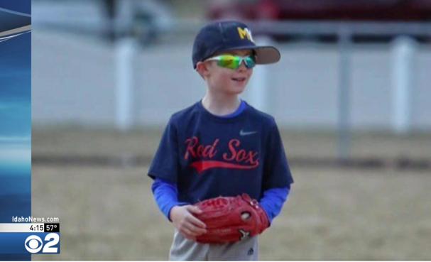 Meridian boy dies suddenly; baseball community rallies around his family