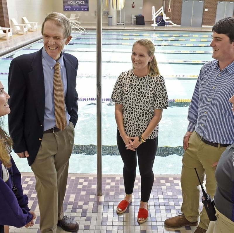 LSU students saved professor after sudden cardiac arrest; EMS calls response 'phenomenal'