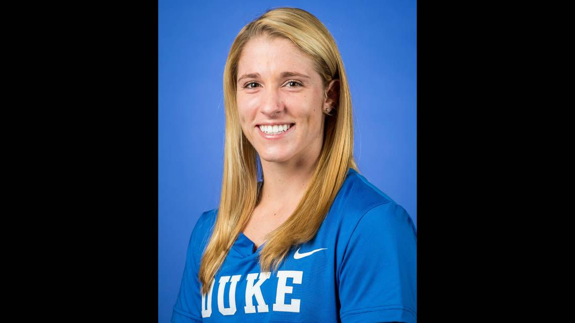 Death of 22-year-old former Duke women's lacrosse player doesn't appear to be suspicious