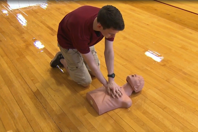 Teen Who Saved Classmate Wants CPR Training Required For All Mass. Students
