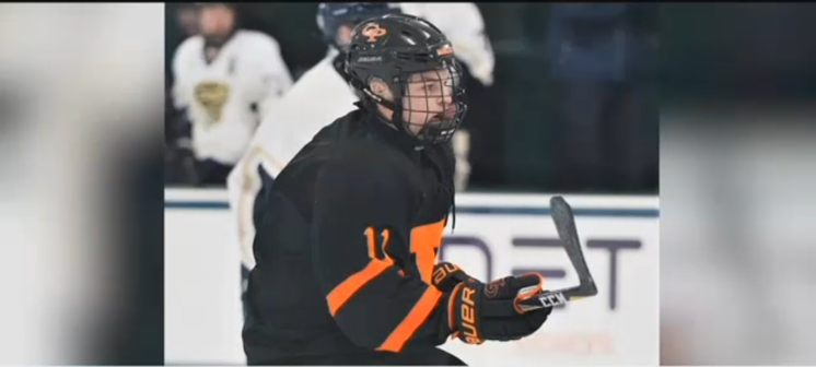 Cathedral Prep Hockey Team Remembers Their Friend