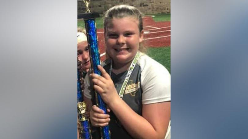 11-year-old softball player dies suddenly after collapsing in game, Texas family says