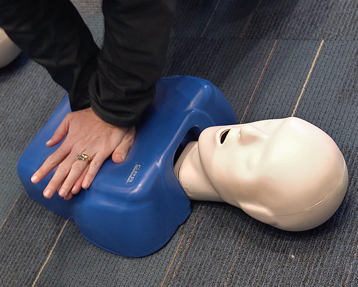 Cardiac Arrests in Hispanic Neighborhoods Less Likely to get CPR from Bystanders