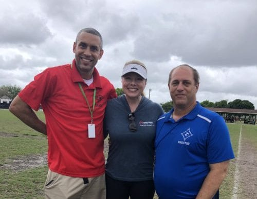 Coral Springs Youth Soccer League Becomes Heart Health Advocates Thanks to Local Parent