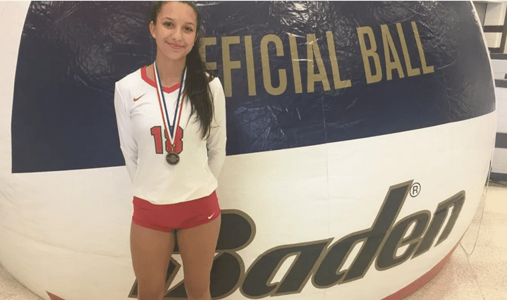 GoFundMe set up for The Woodlands volleyball player Julieta Valdes and family