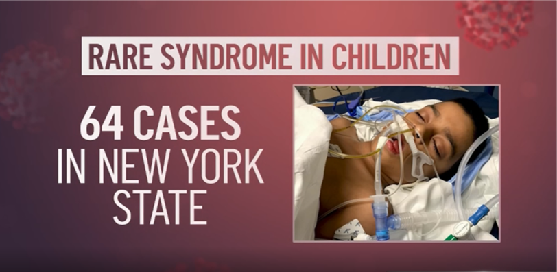 64 NY Children Sick With Rare COVID-Related Illness, State Finds; Here Are the Warning Signs