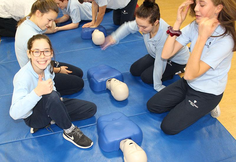 image GetChargedUp StudentTraining 800x550 - Help Us Keep School Communities Heart Safe