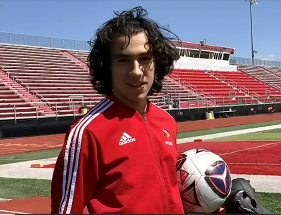 Teen soccer player dies after medical incident at Princeton High School
